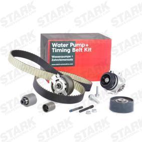 038109244N für VW, OPEL, AUDI, SKODA, SEAT, Wasserpumpe + Zahnriemensatz STARK (SKWPT-0750037) Online-Shop