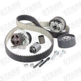 STARK SKWPT-0750037 Wasserpumpe + Zahnriemensatz OEM - 038109244N AUDI, OPEL, SEAT, SKODA, VOLVO, VW, VAG, TOPRAN, NPS günstig