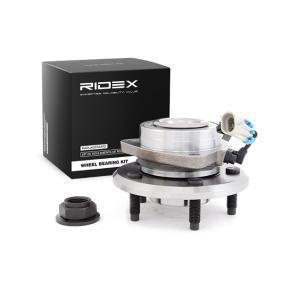 Radlagersatz RIDEX Art.No - 654W0151 OEM: 4809314 für OPEL, CHEVROLET, VAUXHALL, PLYMOUTH kaufen