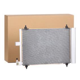 6455CP für PEUGEOT, CITROЁN, VOLVO, PIAGGIO, DS, Kondensator, Klimaanlage RIDEX (448C0004) Online-Shop