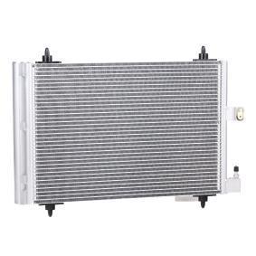 RIDEX Kondensator, Klimaanlage (448C0004) niedriger Preis