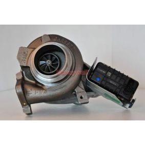 GARRETT Charger, charging system 6470960099 for MERCEDES-BENZ acquire