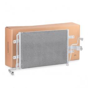 RIDEX Kondensator Klimaanlage 448C0029