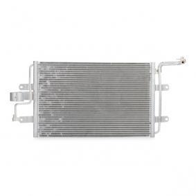 Klimakühler 448C0029 RIDEX