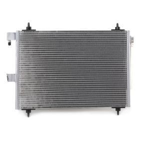 6455EX für PEUGEOT, CITROЁN, VOLVO, Kondensator, Klimaanlage RIDEX (448C0060) Online-Shop