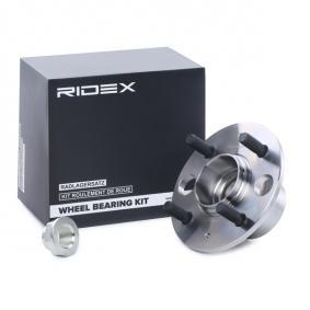 25 Хечбек (RF) RIDEX Колесен лагер 654W0537