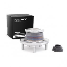 RIDEX Hjullagersett bakaksel 654W0145 fagkunnskap