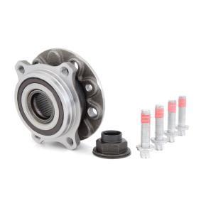 RIDEX Radlagersatz (654W0261) niedriger Preis