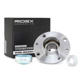 PUNTO (188) RIDEX Wheel hub bearing 654W0024