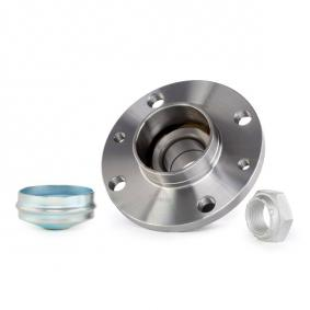 RIDEX Axle shaft bearing 654W0024