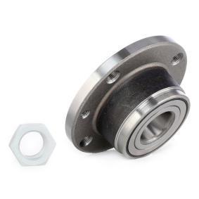 RIDEX Wheel bearing (654W0024)