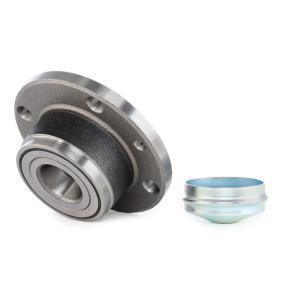 RIDEX FIAT PUNTO Wheel bearing (654W0024)