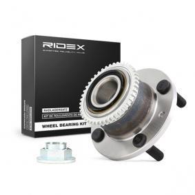 323 P V (BA) RIDEX Radlagersatz 654W0175