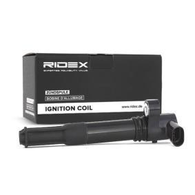 500 (312) RIDEX Unidad de bobina de encendido 689C0009