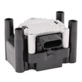 RIDEX 689C0014 Zündspule OEM - 030905106 AUDI, SEAT, SKODA, VW, VAG, LAND ROVER, DIPASPORT günstig