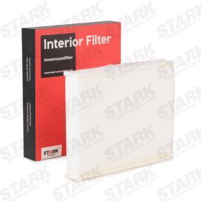 STARK Filter, Innenraumluft 64119237554 für MERCEDES-BENZ, BMW, ALPINA bestellen