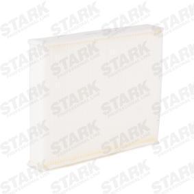 64119237554 für MERCEDES-BENZ, BMW, ALPINA, Filter, Innenraumluft STARK (SKIF-0170333) Online-Shop