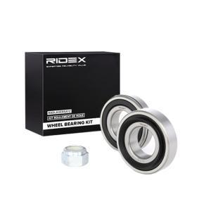 7701460637 für RENAULT, RENAULT TRUCKS, Radlagersatz RIDEX (654W0176) Online-Shop