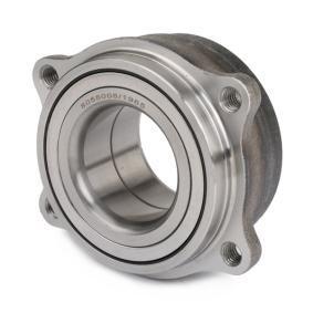 RIDEX Rodamiento de rueda 654W0214