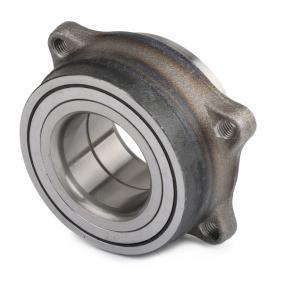 RIDEX Juego de cojinete de rueda (654W0214)