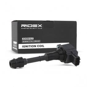 224488H311 für NISSAN, INFINITI, Zündspule RIDEX (689C0094) Online-Shop