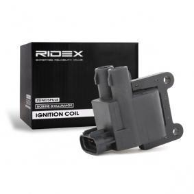 RIDEX Tändspole 689C0121 Expertkunskap