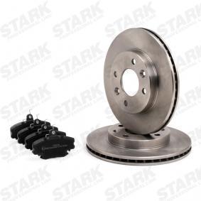 STARK Bremsscheiben und Bremsbeläge SKBK-1090059