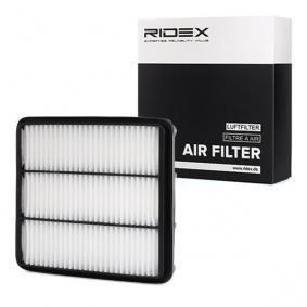 EPICA (KL1_) RIDEX Luftfilter 8A0477