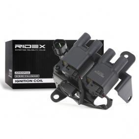 2730102600 für HYUNDAI, KIA, DODGE, Zündspule RIDEX (689C0188) Online-Shop