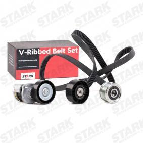 038903315AN für VW, AUDI, SKODA, SEAT, Keilrippenriemensatz STARK (SKRBS-1200013) Online-Shop