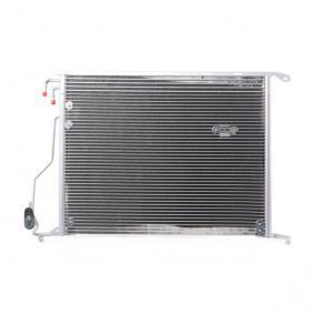 RIDEX Kondensator, Klimaanlage 2205000754 für MERCEDES-BENZ, VOLVO bestellen