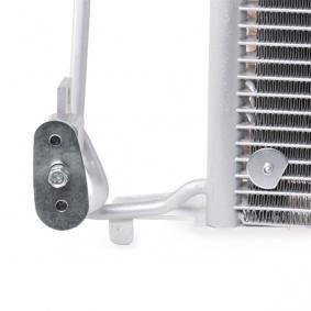 RIDEX 448C0162 Kondensator, Klimaanlage OEM - 2205000754 MERCEDES-BENZ, OM, VOLVO günstig