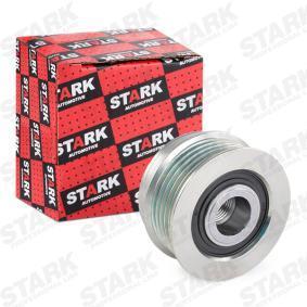 Golf IV Cabrio (1E) STARK Freilauf Generator SKFC-1210004