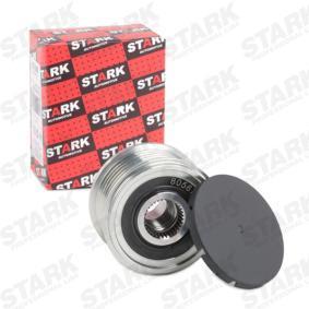 31285818 für FIAT, CITROЁN, VOLVO, Generatorfreilauf STARK (SKFC-1210020) Online-Shop