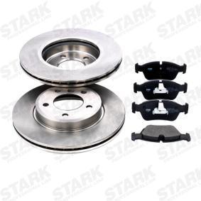 STARK Bremsscheiben und Beläge SKBK-1090131