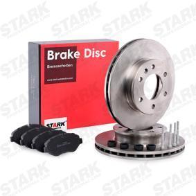 9065401517 für VW, MERCEDES-BENZ, SKODA, SEAT, SMART, Bremsensatz, Scheibenbremse STARK (SKBK-1090167) Online-Shop