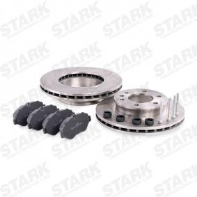 STARK SKBK-1090167 Bremsensatz, Scheibenbremse OEM - 9065401417 MERCEDES-BENZ, SEAT, SKODA, VW, BOSCH, SOLO, A.B.S., ÜRO Parts, TRUCKFRENOS günstig