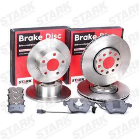 410606678R für VW, RENAULT, RENAULT TRUCKS, SANTANA, Bremsensatz, Scheibenbremse STARK (SKBK-1090175) Online-Shop