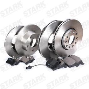 STARK Kit frenos, freno de disco (SKBK-1090175) a un precio bajo