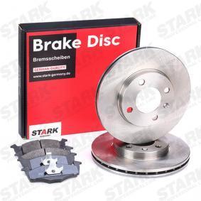 321615301C für VW, AUDI, FORD, SKODA, SEAT, Bremsensatz, Scheibenbremse STARK (SKBK-1090186) Online-Shop