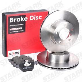 STARK SKBK-1090218 Bremsensatz, Scheibenbremse OEM - 34116761277 BMW, BILSTEIN, A.B.S., RAICAM, OEMparts günstig