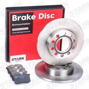 4B0698451A für VW, AUDI, FORD, RENAULT, PEUGEOT, Bremsensatz, Scheibenbremse STARK (SKBK-1090243) Online-Shop