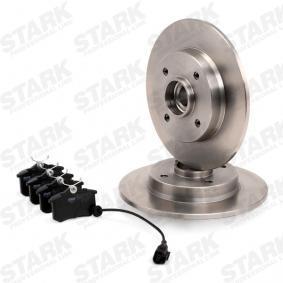 STARK SKBK-1090245 Bremsensatz, Scheibenbremse OEM - JZW698451F AUDI, SEAT, SKODA, VW, VAG günstig