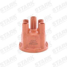 Zündverteilerkappe STARK Art.No - SKDC-1150002 OEM: 030905207 für VW, AUDI, SKODA, SEAT kaufen