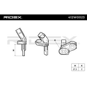 RIDEX 412W0023 günstig