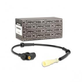 CLIO II (BB0/1/2_, CB0/1/2_) RIDEX Sensor Raddrehzahl 412W0096