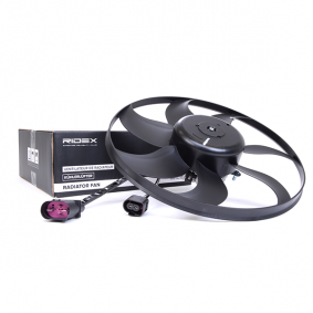RIDEX Вентилатор 508R0005