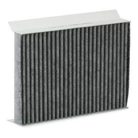 RIDEX Filter, Innenraumluft (424I0329) niedriger Preis