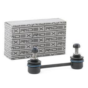 Koppelstange RIDEX Art.No - 3229S0325 OEM: 4A0505389 für VW, AUDI, SKODA, SEAT, ALFA ROMEO kaufen