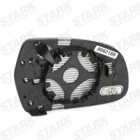 8K0857535E für AUDI, Spiegelglas, Außenspiegel STARK (SKMGO-1510024) Online-Shop